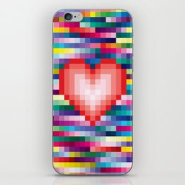 Mega ☐ Love iPhone Skin