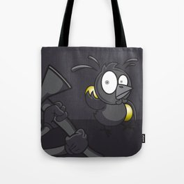 THE MAN & THE GOLDEN EGGS Tote Bag
