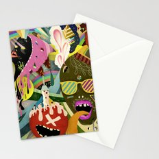 The Circus #01 Stationery Cards