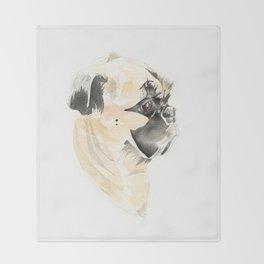 Birthday Girl Throw Blanket