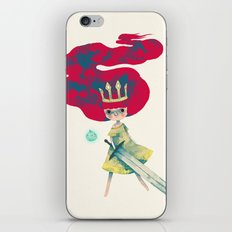 aurora iPhone & iPod Skin