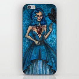 The Strength Of An Open Heart iPhone Skin