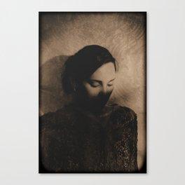 In Shadows Canvas Print