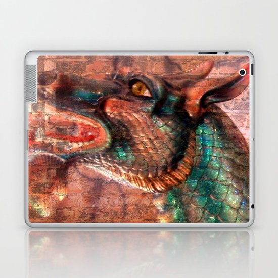 Dragon Laptop & iPad Skin