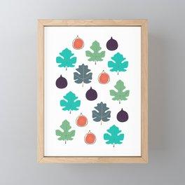 Common Fig Framed Mini Art Print
