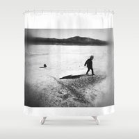wild things Shower Curtains featuring Where The Wild Things... by Wolf Feather