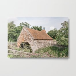 Outlander Preston Mill Scotland Photography Art Print Metal Print