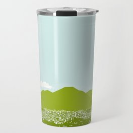 Caracas City by Friztin Travel Mug