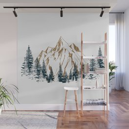 mountain # 4 Wall Mural
