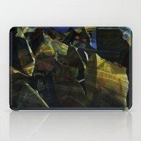 titan iPad Cases featuring titan by Bamboo blue