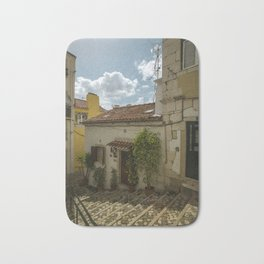 The wonders of the Alfama neighbourhood, in Lisbon, Portugal. Bath Mat