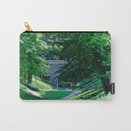 green oasis Carry-All Pouch