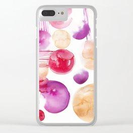 Panacea Clear iPhone Case