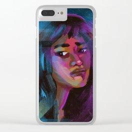 Tamara Clear iPhone Case