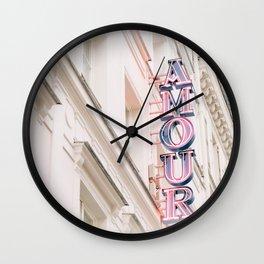 Hotel L'Amour Paris Montmartre Wall Clock