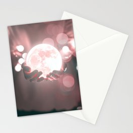 World is yours Stationery Cards
