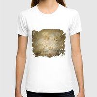 antique T-shirts featuring Antique Floral by DebS Digs Photo Art