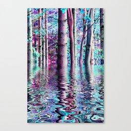 PEACE TREE-TY Canvas Print