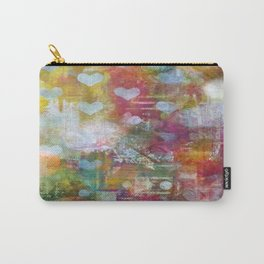 Cosmos Love Carry-All Pouch
