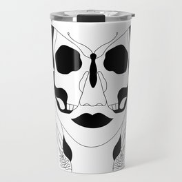 Deadly Flutter Travel Mug