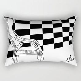 Random Colorings III Rectangular Pillow