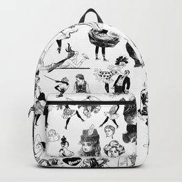 Good Girl Bad Girl Backpack