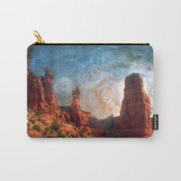 Van Goghs Sedona Vortex Carry-All Pouch
