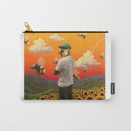 Flower Boy- Tyler, the Creator Carry-All Pouch