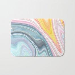 Marble Waves Bath Mat