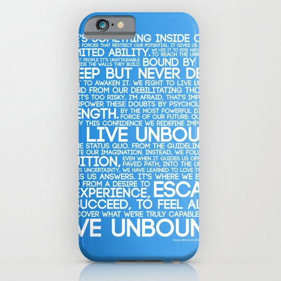 The Manifesto iPhone & iPod Case