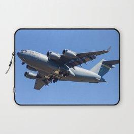 Boeing C-17 Globe Master III Laptop Sleeve