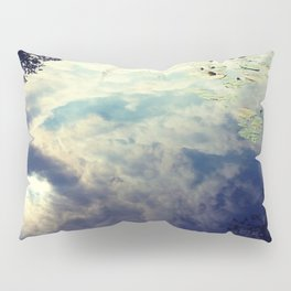 Reflection and water Pillow Sham