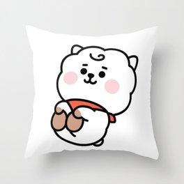 Baby RJ Throw Pillow