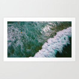 Seascape, blue, ocean, waves, sea, photography, seascape, ocean, waves, sea, prints, project, blue, Art Print