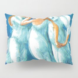 Botticelli Pop Remix 1 Pillow Sham
