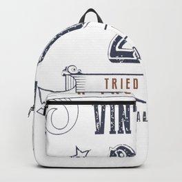20th Birthday - Vintage 20 Tried & True Backpack