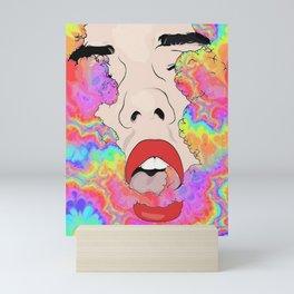 StonedAgain Mini Art Print
