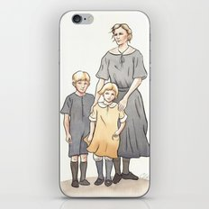 My Family in the 1920s iPhone & iPod Skin