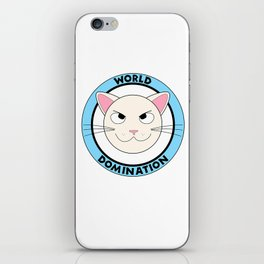 World Domination iPhone Skin