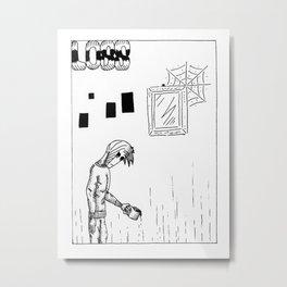 Loss Metal Print