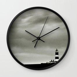 Happisburgh Lighthouse, Norfolk Wall Clock