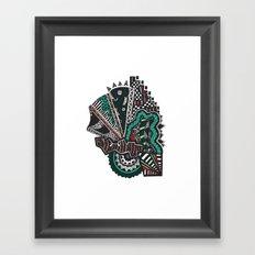 Delinquency  Framed Art Print