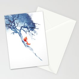 There's no way back Stationery Cards