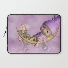 Fairy Baby Laptop Sleeve