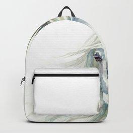 Unicorn Watercolor Backpack
