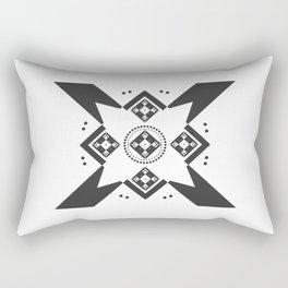 """Tao """"Letter X"""" Rectangular Pillow"""