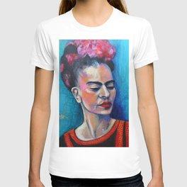 Je te ciel, hommage à Frida Kahlo T-shirt