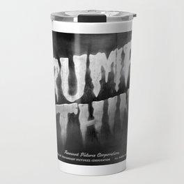 Trump Thing! Travel Mug