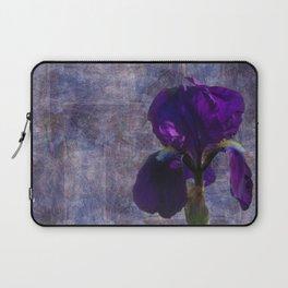 Captivating Iris Laptop Sleeve