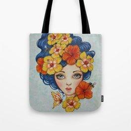 Flora by Serena Bridgeman Tote Bag
